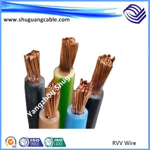 Copper Conductor Flexible Electric Wire Cable pictures & photos