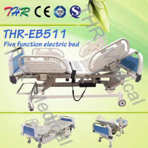 Hospital Professional 5-Function Electric ICU Bed (THR-EB511) pictures & photos