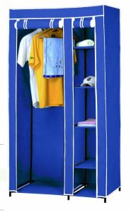 Easy-Use Light Single Wardrobe pictures & photos