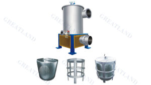 Pressure Screen for Pulp and Paper Industry for Waste Paper Recycling pictures & photos