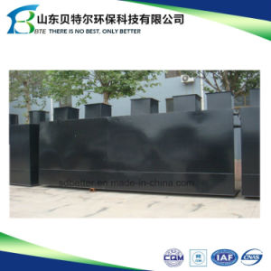 Underground Industrial Wastewater Treatment Equipment (WSZ) pictures & photos