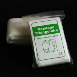 Bandage Triangulaire with Good Quality pictures & photos