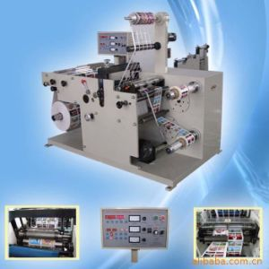 Rtq-420 Adhesive Label Paper Rotary Die-Cutting and Slitting Machine pictures & photos