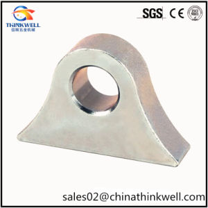 Forged Steel Hydraulic Cylinder Part Eye Bracket pictures & photos