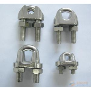 Electro Galvanized or Hot Galvanized Wire Rope Clips pictures & photos