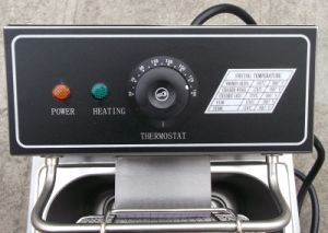 Stainless Steel 304 Commercial Electric Deep Fryer pictures & photos
