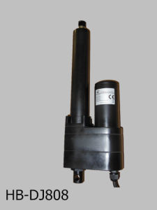 24 V DC Linear Actuator with 10k Potentiometer Price IP65 (HB-DJ808) pictures & photos