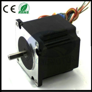 2 Phase Hybrid Stepper Motors NEMA23 1.8 Degree Jk57hs51-2804 pictures & photos