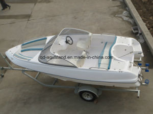 China Aqualand 17feet 5.2m Fiberglass Speed Boat/Rigid Power Boat (170) pictures & photos