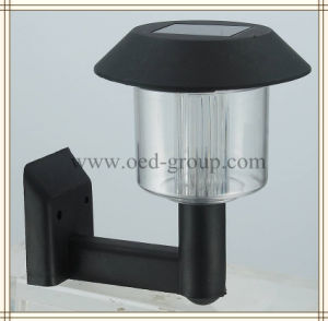 LED Solar Fence Light Powered Solar Garden Light, LED Wall Light From China pictures & photos