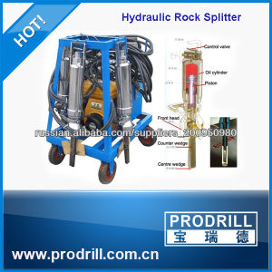 Prodrill Pd350 Hydraulic Concrete Splitter for Mining pictures & photos