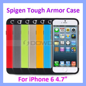 """Slim Tough Armor Case for iPhone 6 Case 4.7"""" Heavy Duty Protection Cover pictures & photos"""