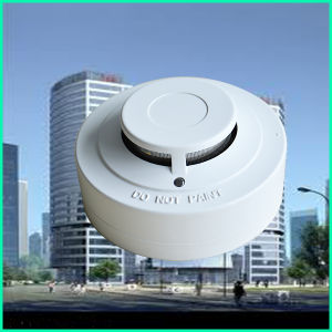 Optical Photo Smoke Detector with CE pictures & photos