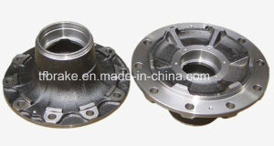 Heavy Duty Truck Wheel Hub with ISO9001 / Ts16949