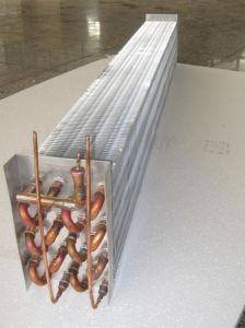 High Quality Copper Tube Aluminium Fin Show Case Evaporator pictures & photos