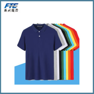 Cotton Polo T-Shirt Custom Your Personal Logo pictures & photos