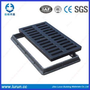 Sewer FRP Composite Rain Grates Covers pictures & photos