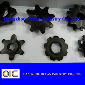 High Precision Blacken Sprocket Wheel pictures & photos