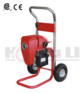 Pipe Drain Cleaning Machine/ Drain Cleaner (D200-1A) pictures & photos
