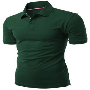 China black no button branded men polo shirt china men for No button polo shirts