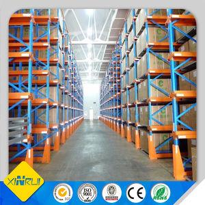 Storage Warehouse Metal Drive in Racking