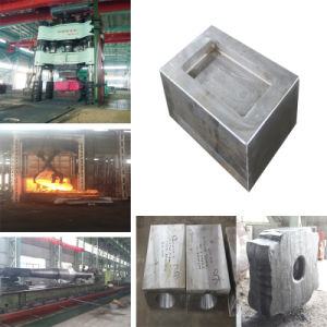 SAE1045 Forged Steel Plate for Mould Making pictures & photos