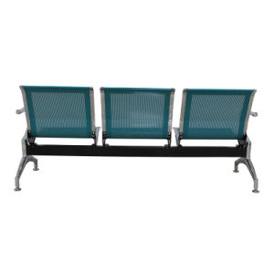 Modern Steel 3 Seaters Public Waiting Chair pictures & photos