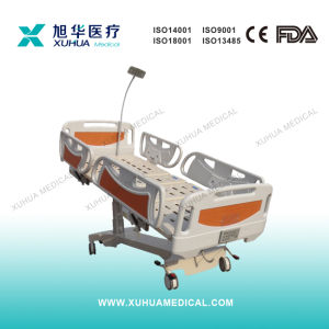 Deluxe Model, Seven Functions Electric Hospital ICU Bed (XH-13) pictures & photos