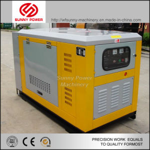 50kw Silent Diesel Generator pictures & photos
