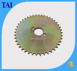 ISO/ DIN Standard Zinc Plate Sprocket pictures & photos