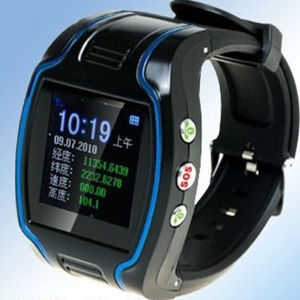 GPS GSM Personal Outdoor Wrist Watch Tracker Tl680 pictures & photos