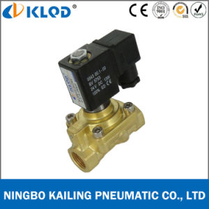 Kl55015 AC Voltage 2 Way High Pressure Air Valve pictures & photos