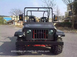 150cc/200 Cc 4-Stroke Single Cylinder Air Cooled Go Kart ATV Factory Price Jeep 2016 pictures & photos