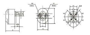 CB-B Series Low Pressure Gear Pump pictures & photos