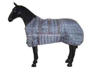 Warm 420d Heavy Winter Stable Rug (SMR1579C) pictures & photos