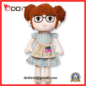 3 Colors Custom Made Doll Stuffed Plush Doll Plush Doll pictures & photos