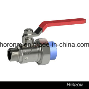Water Pipe-PPR Fitting-PPR Ball Valve-Blue PPR Ball Valve-Ball Valve-Valve pictures & photos