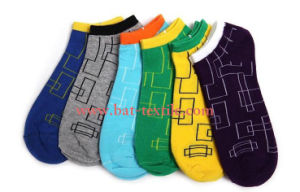 Men Socks  (BAT-S03) pictures & photos