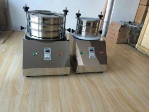 Lab Test Vibarating Sieve with Copper Mesh Screen pictures & photos