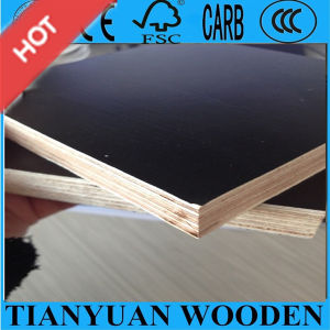 Full Poplar Film Faced Plywood for Building Construction pictures & photos