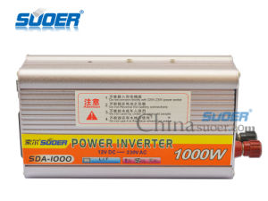 Solar Power Inverter 1000W Modified Sine Wave Power Inverter for Home Use with CE&RoHS (SDA-1000A) pictures & photos
