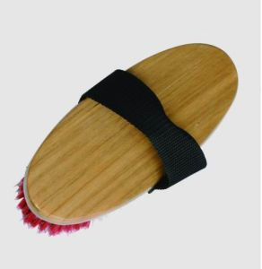 Wooden Horse Body Brush (135)
