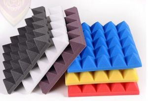 Acoustic Foam Panel 3D Wall Panel Wall Title Wall Cladding Ceiling Board Wall Panel pictures & photos