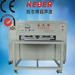 PP Hollow Sheet Hot Plate Welding Machine (KEB-ZKB2600) pictures & photos