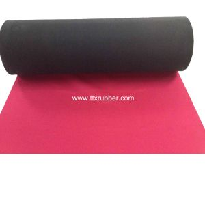 "1/16"" Thick Anti-Slip Rubber Backed Floor Runner pictures & photos"