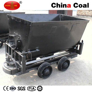 High Quality China Coal Kfu0.75-6 Bucket-Tipping Mine Car pictures & photos