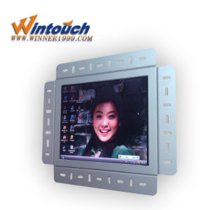 Industrial LCD Monitor 10.4 Inch Open Frame with Resisitive Saw IR  (Win-OP10.4)