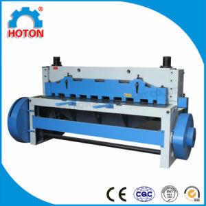 Electric Sheet Metal Shearing Machine (Q11-6X2000 Q11-6X2500 Q11-8X2500) pictures & photos