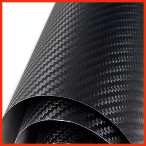 3D Carbon Fiber Vinyl (SCF14140) pictures & photos
