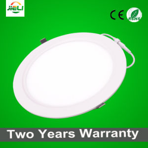 Round Aluminum 15W SMD2835 Recessed LED Ceiling Panel Light pictures & photos